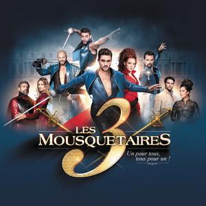 Olivier Dion Je t'aime c'est tout (extrait du spectacle « Les 3 Mousquetaires ») cover