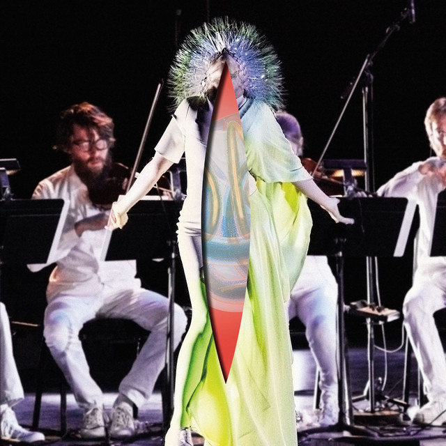 Vulnicura Strings (The Acoustic Version - Strings, Voice and Viola Organista Only)