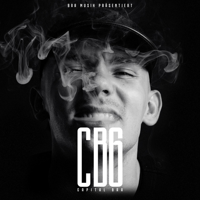 Album cover for CB6 by Capital Bra