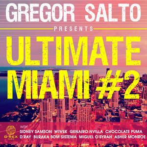 Gregor Salto Ultimate Miami 2 Albümü