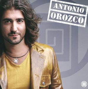 Antonio Orozco / Antonio Orozco Albumcover