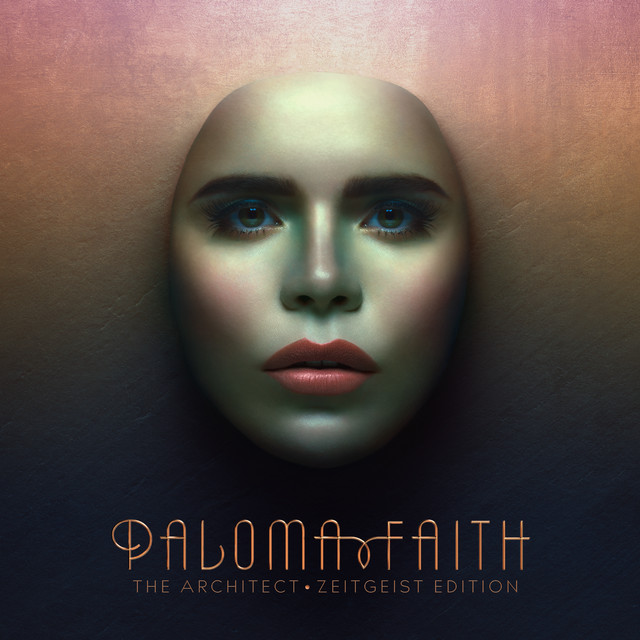 Album cover for The Architect (Zeitgeist Edition) by Paloma Faith