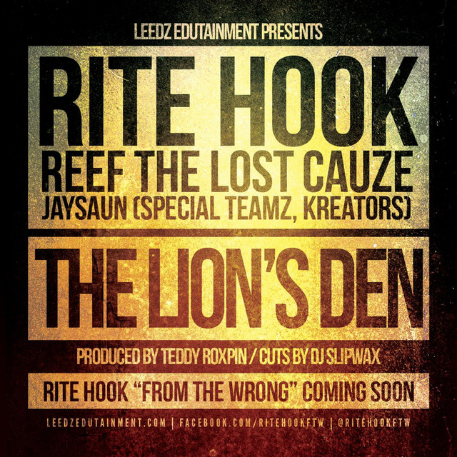 The Lions Den (feat. Reef the Lost Cause & Jaysaun)