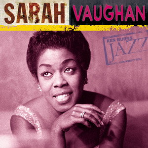 Sarah Vaughan, Tadd Dameron Orchestra If You Could See Me Now cover