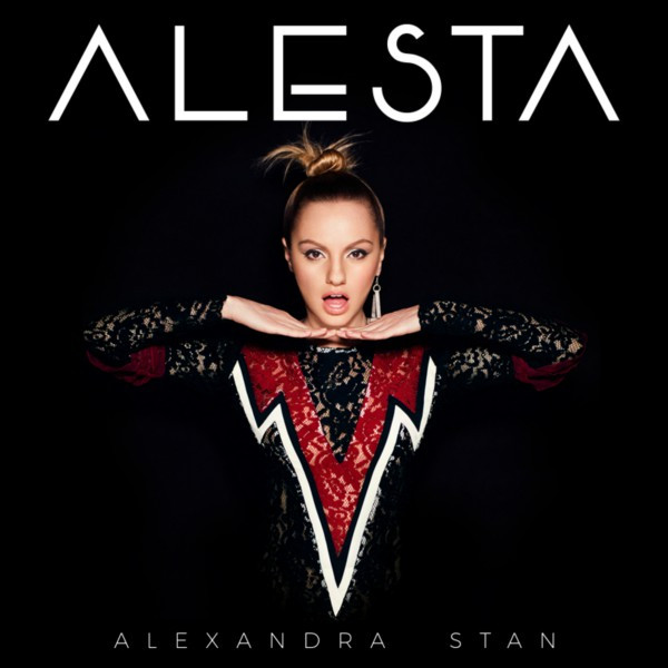 Album cover for Alesta by Alexandra Stan