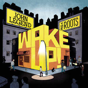 John Legend, The Roots, Common, Melanie Fiona Wake up Everybody cover