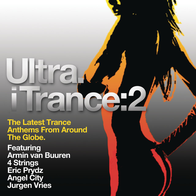 Various Artists Ultra iTrance 2 album cover