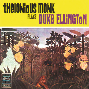 Thelonious Monk Plays Duke Ellington (Remastered) Albumcover