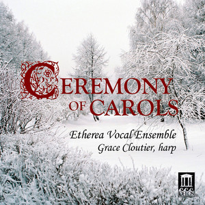 Ceremony of Carols Albumcover