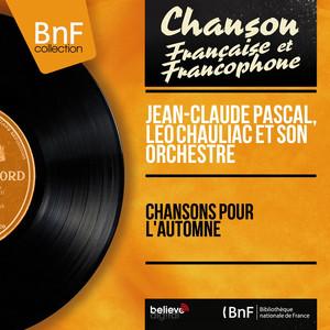 Jean-Claude Pascal, Léo Chauliac et son orchestre Nous les amoureux cover