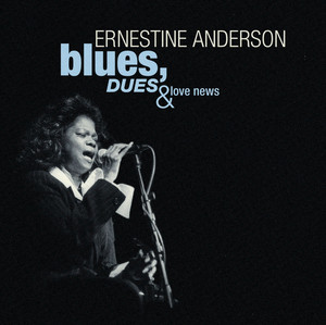 Ernestine Anderson Reach Out cover