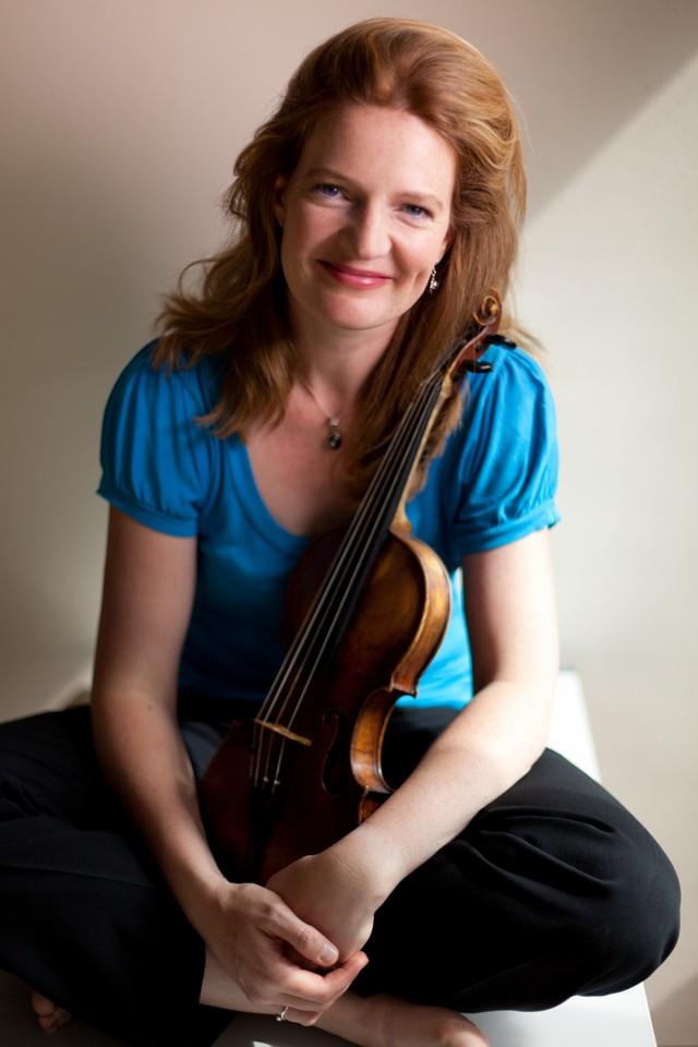 Rachel Podger