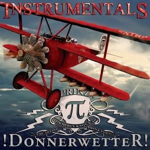 Donnerwetter! (Instrumentals) Albumcover