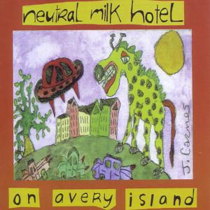 On Avery Island Albumcover