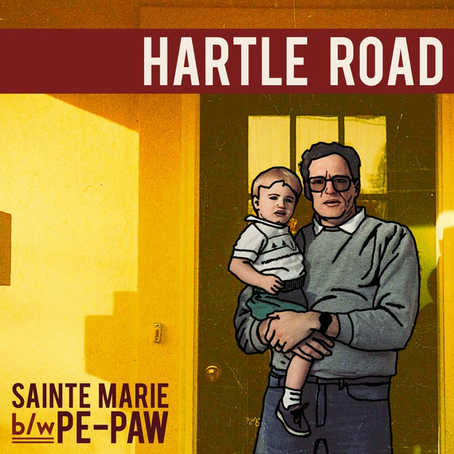Sainte Marie, a song by Hartle Road on Spotify