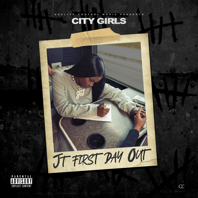City Girls - JT First Day Out cover
