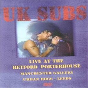 Live At Retford Porterhouse album