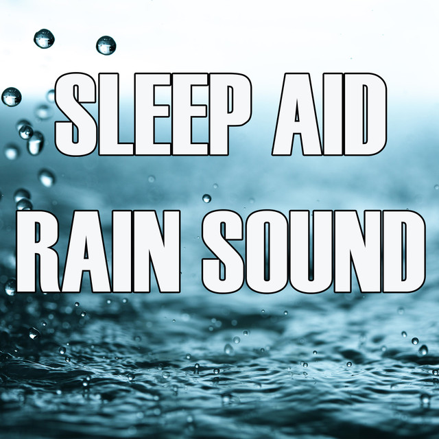Sleep Aid Rain Sound Albumcover