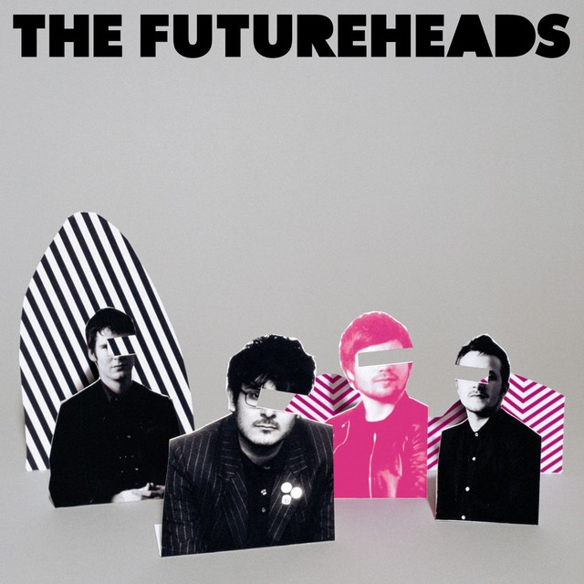 Album cover for The Futureheads by The Futureheads