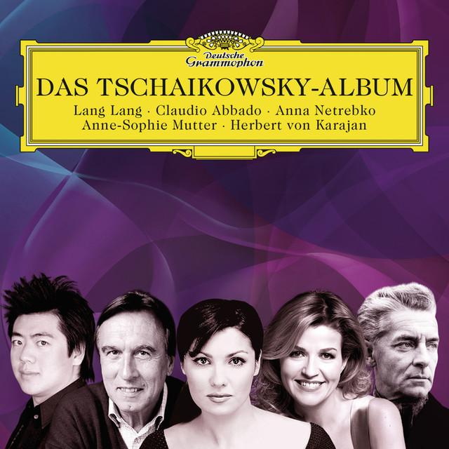 Das Tschaikowsky-Album Albumcover