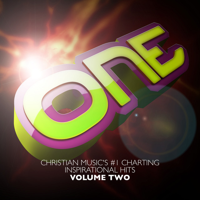 Various Artists ONE Christian Music's #1 Charting Inspirational Songs V2 album cover