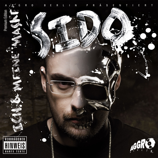 Sido Ich & meine Maske (Premium Version) album cover