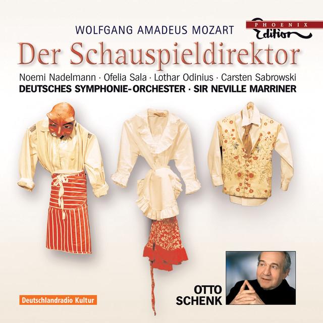 Mozart, W.A.: Schauspieldirektor (Der) [Opera] Albumcover