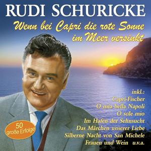 Wenn bei Capri die rote Sonne im Meer versinkt - 50 große Erfolge album