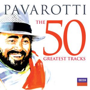 Pavarotti The 50 Greatest Tracks Albumcover