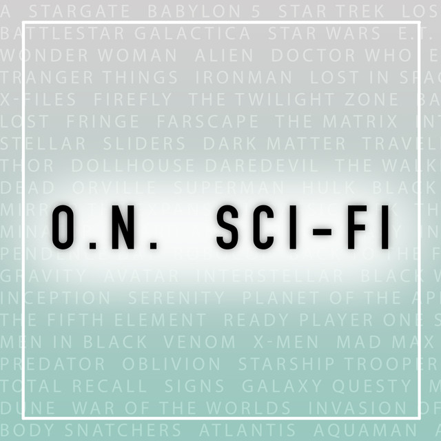 ON Sci-Fi Podcast on Spotify