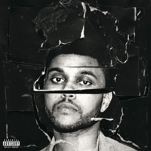 The Weeknd In the Night cover
