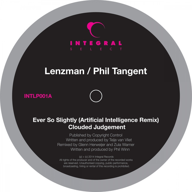 Integral Select Album Sampler