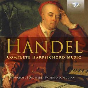 Handel: Complete Harpsichord Music Albümü