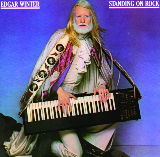 Edgar Winter Standing On Rock album cover