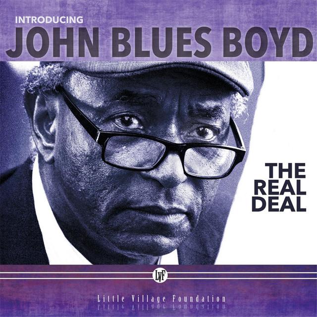 John Blues Boyd
