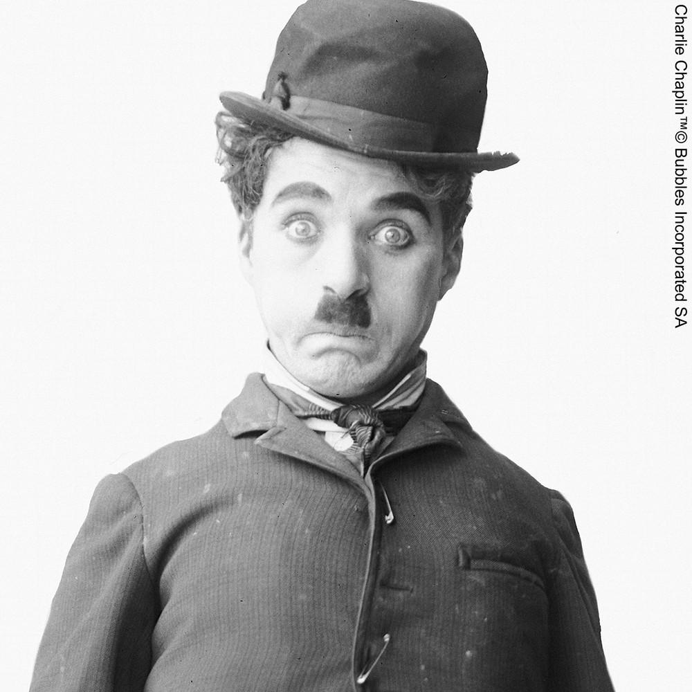 Charlie Chaplin on Spotify