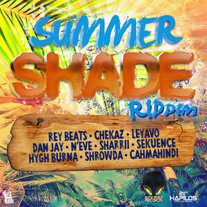 Summer Shade Riddim Albumcover