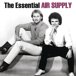 The Essential Air Supply Albumcover