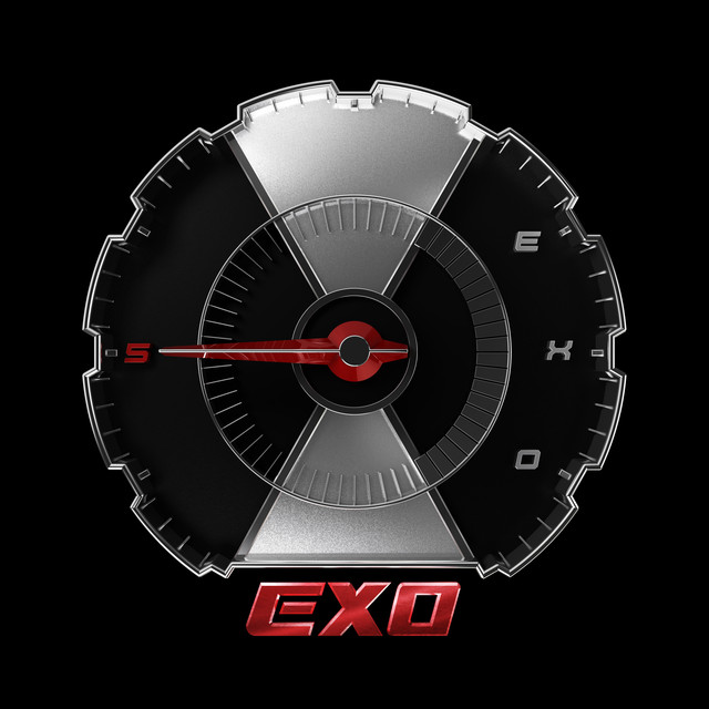 Album cover for DON'T MESS UP MY TEMPO – The 5th Album by EXO