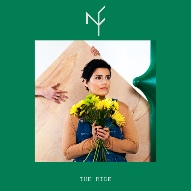 Album cover for The Ride by Nelly Furtado