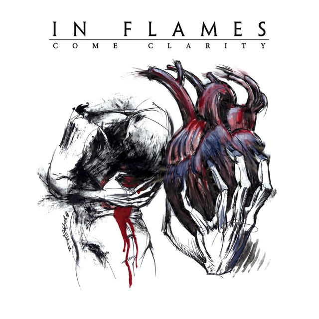 In Flames Come Clarity album cover