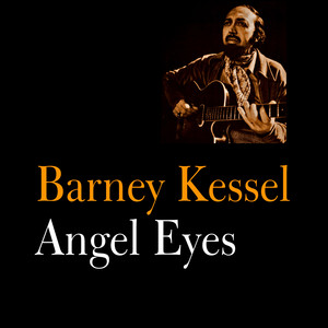 Barney Kessel Angel Eyes cover