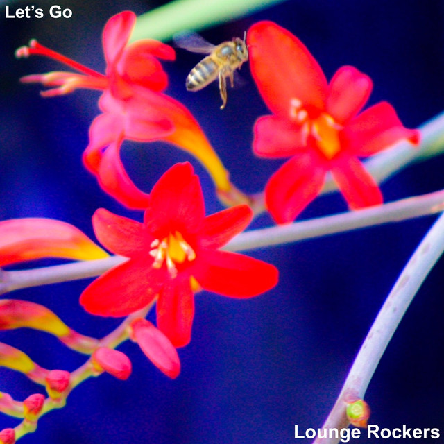 Album cover for Let's Go by Lounge Rockers