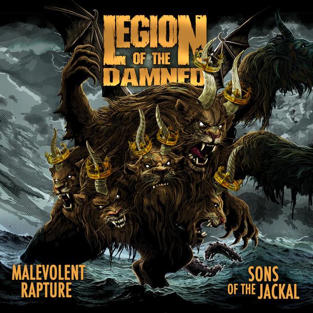 Malevolent Rapture / Sons of the Jackal