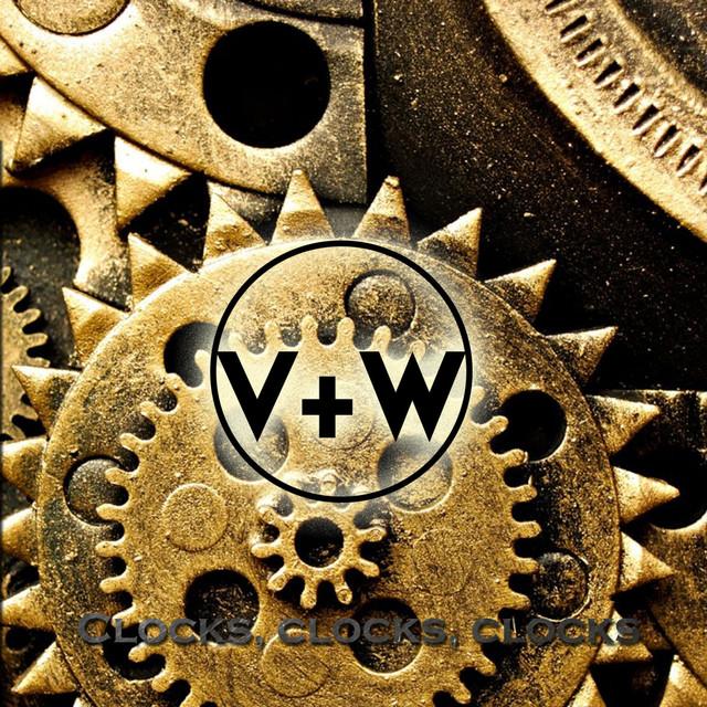 Album cover for Clocks, Clocks, Clocks by V+W