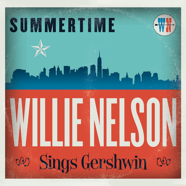 Summertime: Willie Nelson Sings Gershwin Albumcover