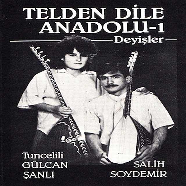 Telden Dile Anadolu, Vol. 1 (Deyişler)