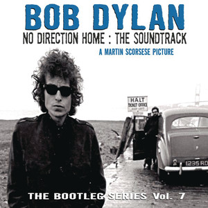 No Direction Home: Bootleg Volume 7 (Movie Soundtrack) Albumcover