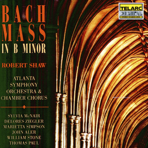 Bach: Mass In B Minor album