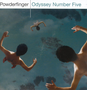 Odyssey Number Five album